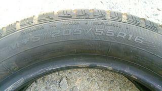 Cubiertas 205-55R16 Nuevas