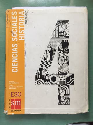 Libro de Ciencias Sociales (4 ESO)