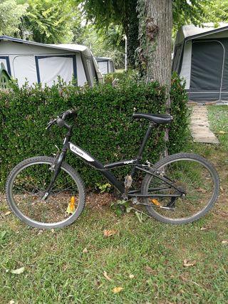 bicicleta niña rueda 24