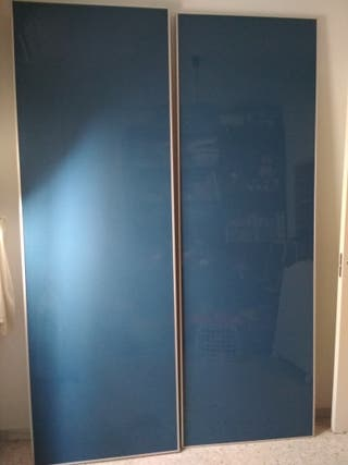 Puertas correderas armario