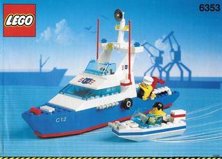 Lego barcos