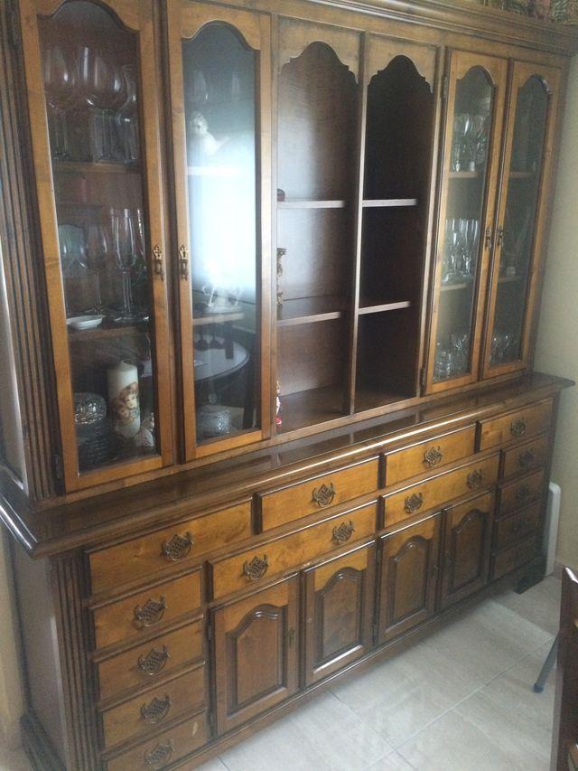 Mueble comedor antiguo de segunda mano por 650 € en Granollers en ...