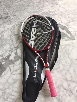 Raqueta tenis HEAD FXP Prestige