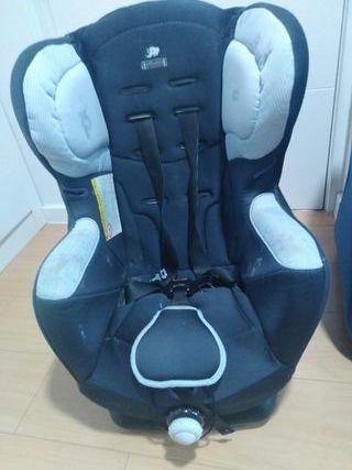 silla de coche grupo 1-2