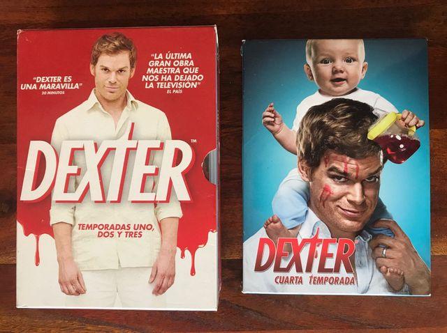 Serie Dexter Temporadas 1, 2, 3 y 4 de segunda mano por 25 € en El ...