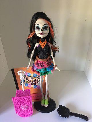 Muñeca Monster High Skelita Calaveras