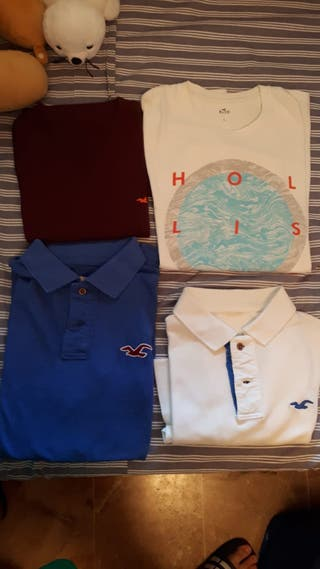 Lote ropa Hollister