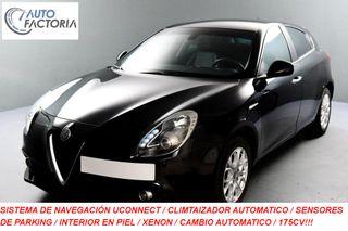 ALFA ROMEO GIULIETTA 2.0 JTD 175CV TCT SUPER EXCLU