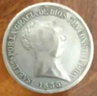 moneda 20 reales