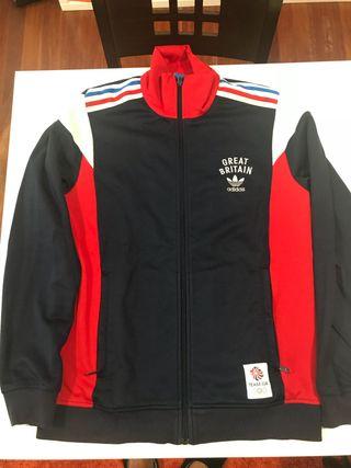 Sudadera Adidas Edición Team Great Britain