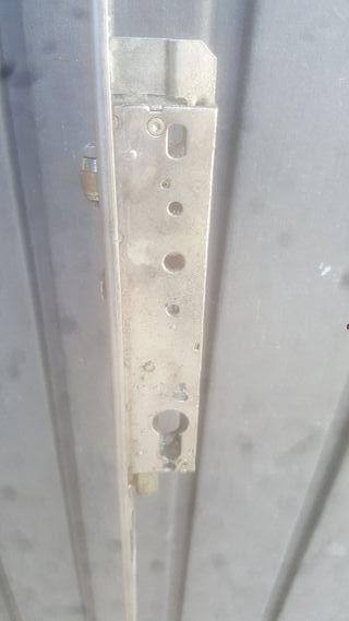 cerradura de seguridad de 3 puntos tesa
