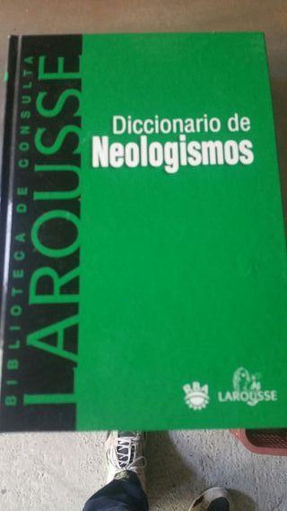 Diccionario de neologismos