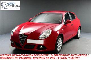 ALFA ROMEO GIULIETTA 2.0 JTD 150CV TURISMO EXCLUSI