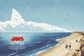 Póster JAWS - edición muy limitada