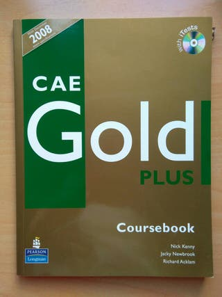 CAE Gold Plus (Preparación para el examen)
