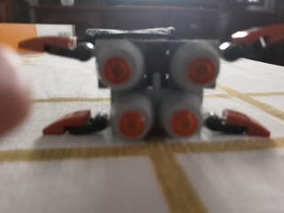 Lego de nave de Star Wars