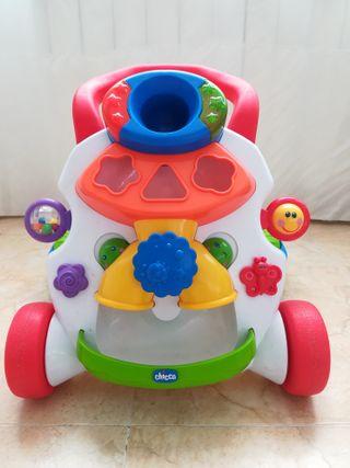 Correpasillos musical de 9 a 24 meses niña-niño
