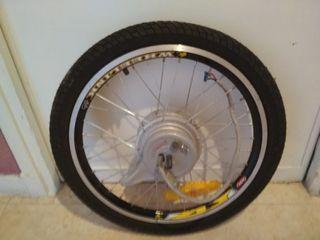 rueda motor24v.