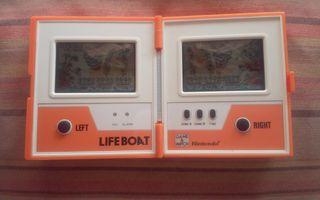 Life Boat Nintendo Game & Watch