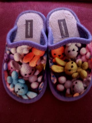 Zapatillas de casa N.25
