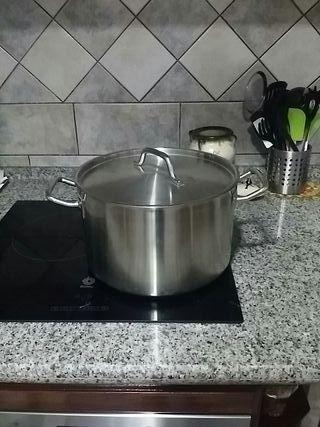 Olla industrial de segunda mano en wallapop for Ollas para cocina industrial