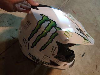 casco de quad