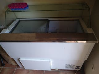 Arcon congelador para helados