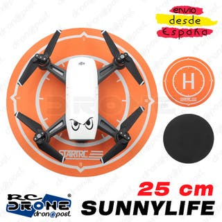 SUNNYLIFE 25 cm landing pad Mini DJI Spark Drone