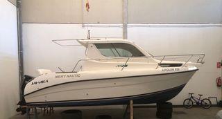 Barco MERY NAUTIC 650 arguin motor nuevo