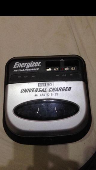 Cargador batería Energizer