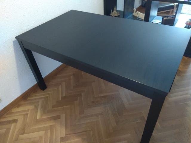 Mesa De Comedor Ikea Segunda Mano. Fabulous Beautiful Affordable ...