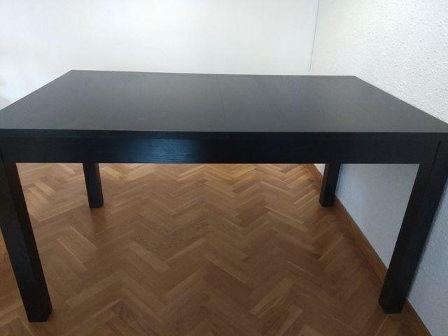 Mesa comedor extensible BJURSTA IKEA nueva de segunda mano por 100 ...
