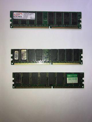 Ram Ddr2 333Mhz (pc2700) Ram Ordenador