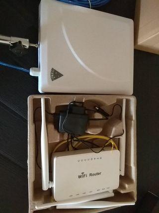 Router wifi de segunda mano en Murcia en WALLAPOP