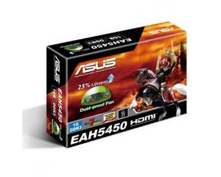 Grafica Asus EAH5450 HDMI 1 GB DDr3