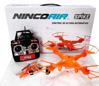 DRON NINCOAIR QUADRONE SPIKE AIR NUEVO A ESTRENAR