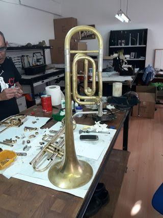 trombon KING