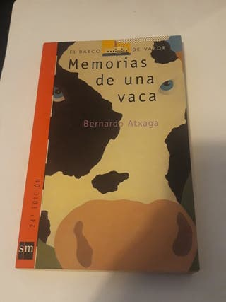 MEMORIAS DE UNA VACA BERNARDO ATXAGA SM