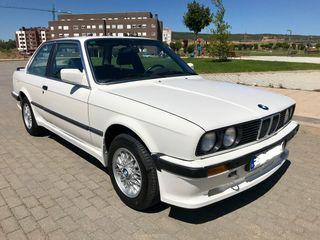 BMW 320i E30 coupe 1987