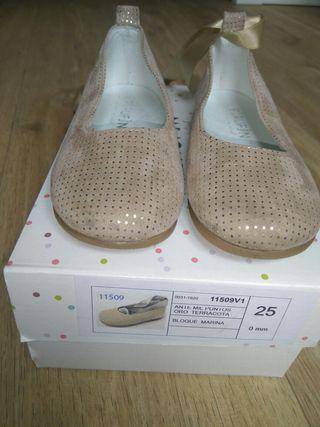 zapatos talla 25 Nuevos