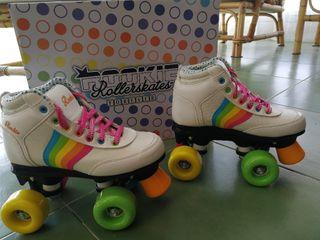 Patines niña roller