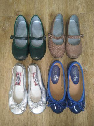lote calzado numero 25