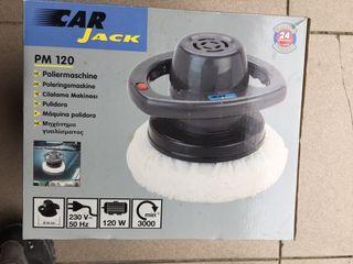 Pulidora abrillantadora para coche