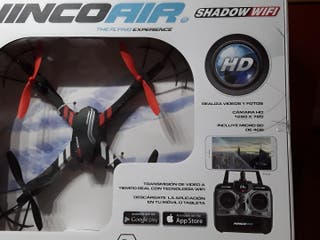 Drone NINCOAIR SHADOW WIFI