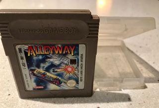 Juego ALLEYWAY Game Boy