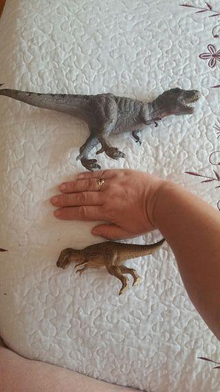 dinosaurios los 2 por 10€