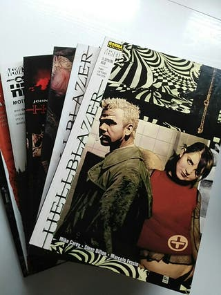 Hellblazer Mike Carey (Planeta)