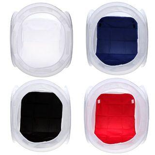 Set de caja de luz para fotografía