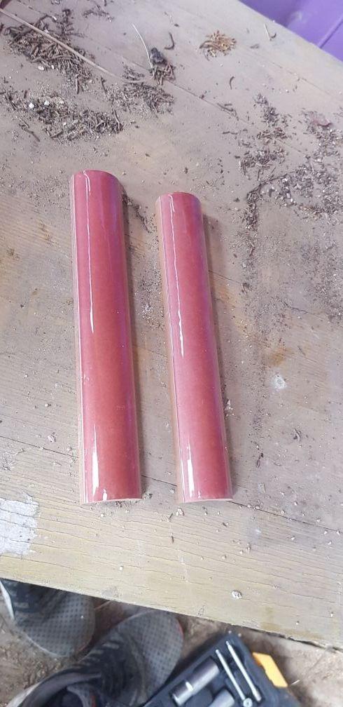 orna rojo 35 piezas negociable