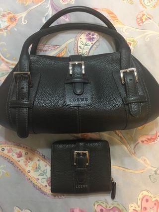 LOEWE bolso+cartera